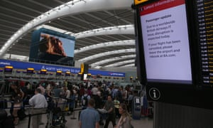 Questions have been asked about cost-cutting at BA after 75,000 passengers were left stranded over the May bank holiday.