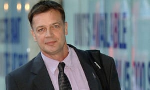 Andrew Wakefield arrives at a GMC hearing.