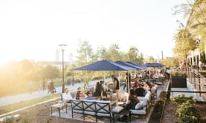 Common Ground on the Eastside is home to a brewery, restaurants and offices.
