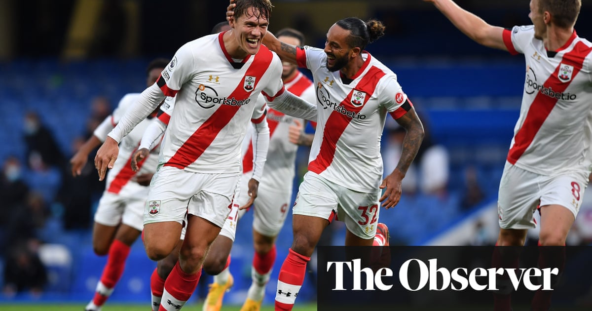 Southamptons Vestergaard snatches point after Chelseas defensive disaster