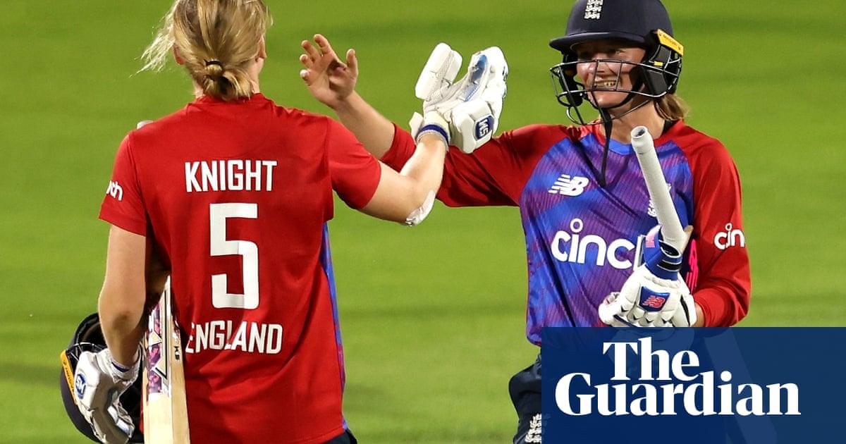 Resurgent Danni Wyatt blasts England to hard-fought series victory over India