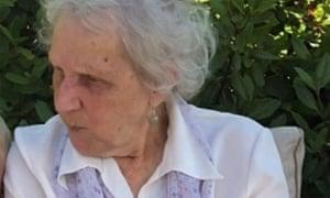 Joy Worrall, who killed herself