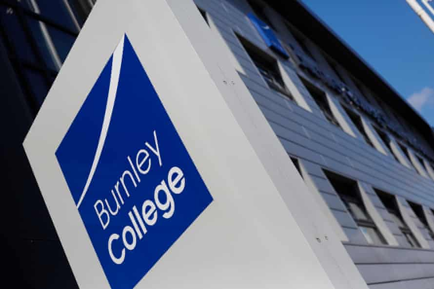 'I was really angry' ... Burnley College failed to notify Angela Carlile that a close contact had tested positive for Covid and that Carlile should self-isolate.