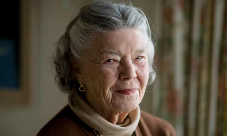 Rosamunde Pilcher in 2008. The second world war, and the many young people she had met in her travels, provided limitless subject matter.