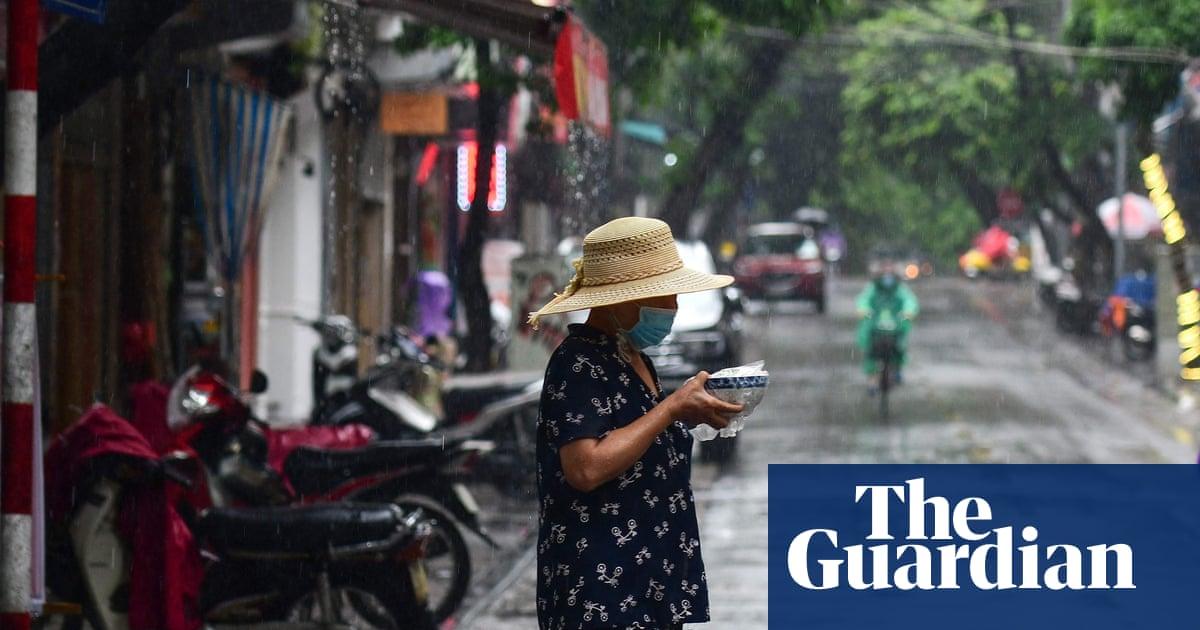 Weatherwatch: sea rises threaten low-lying land in Vietnam