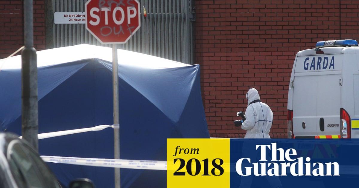 Dublin's dead men walking: 29 on death list in brutal