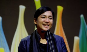 Alexandra Sun, producer of River, a winner at the 2015 Asia Pacific screen awards (Apsa).