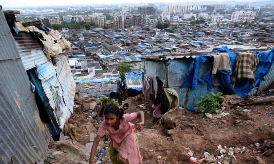 """Central Mumbai: 'The most freighted of all words in the story of a city is the word """"slum"""".'"""