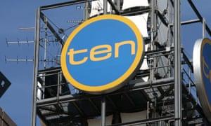 Network Ten's head office