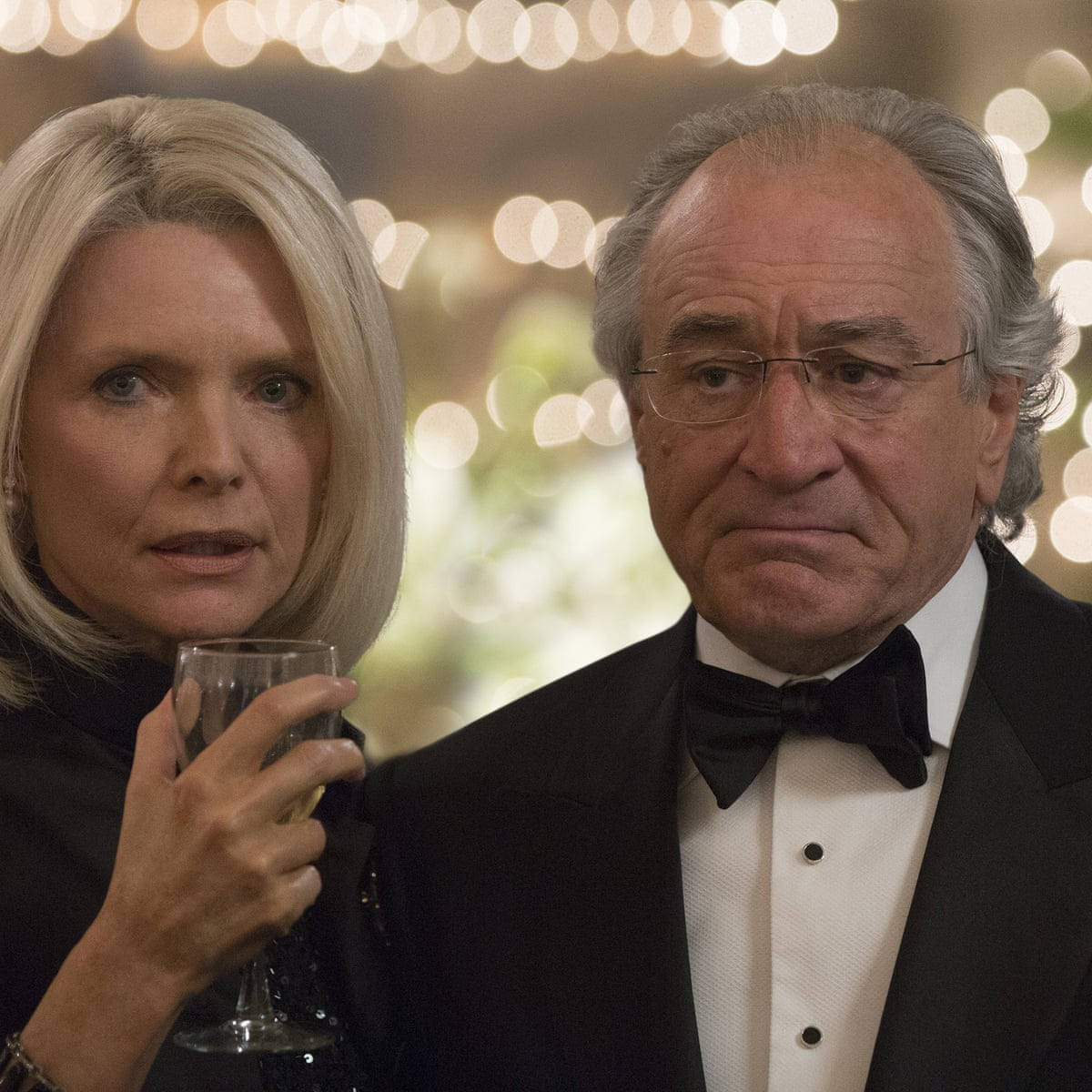The Wizard Of Lies Review Robert De Niro S Bernie Madoff Drama Is A Cheat Robert De Niro The Guardian