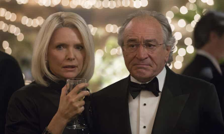 The Wizard of Lies: 'Offensively trite despite strong performances from De Niro and Pfeiffer.'