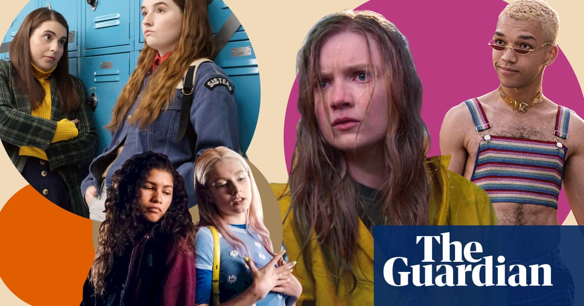 Rebels with a cause: how teens on screen grew up and found their voice