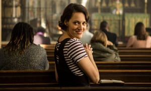 Read on ... Phoebe Waller-Bridge as the titular Fleabag.