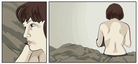 An image from Kristen Radtke's Terrible Men.