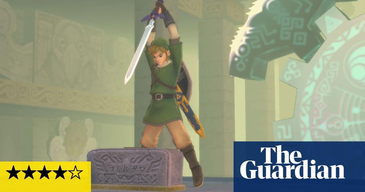 The Legend of Zelda: Skyward Sword HD review – still a cut above