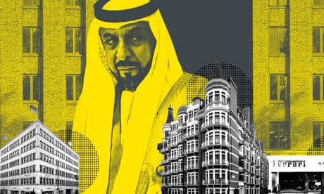 Revealed: Sheikh Khalifa's £5bn London property empire