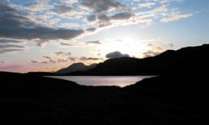 Llyn y Morynion – the maidens' lake