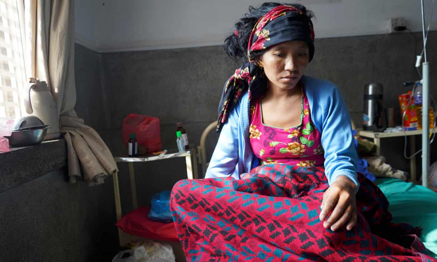 Mosquitoes bring 'mystery illness' to the mountain villages of Nepal