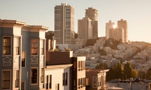 San Francisco is famed for its booming tech industry as well as rising inequality.