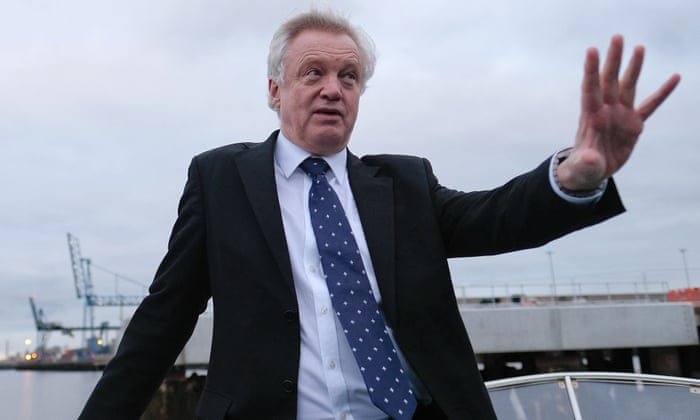 David Davis: Brexit will not plunge Britain into 'Mad Max