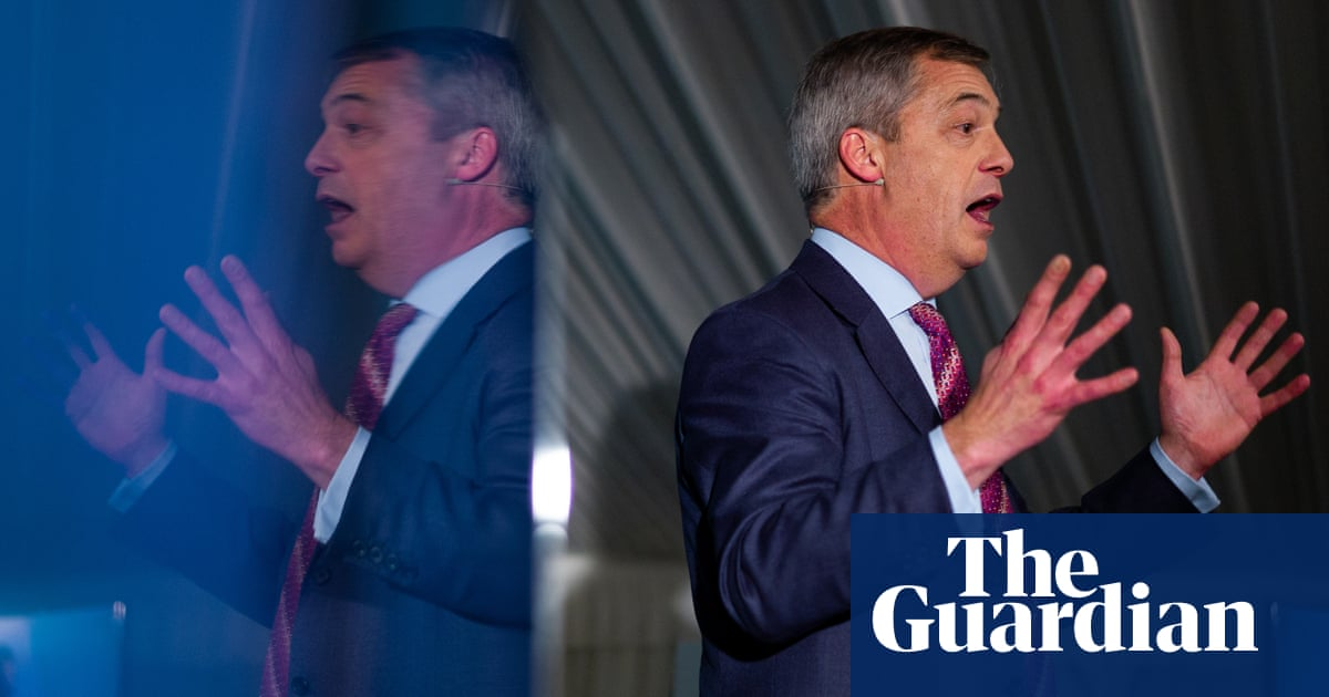Nigel Farage faces backlash from 'betrayed' Brexit party candidates