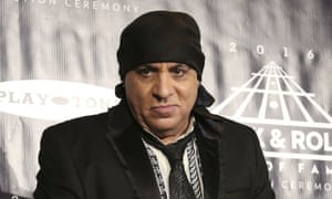 Steven Van Zandt on his new record: 'This is the least political thing I've ever done'