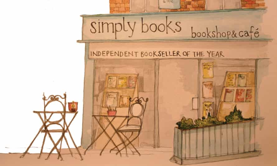 Simply Books, Cheshire.