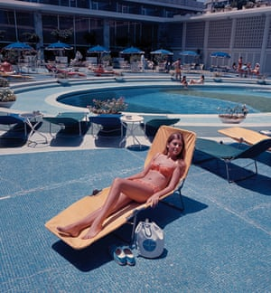 1962 Intercontinental Hotel Phoenicia Beirut