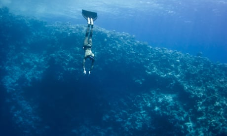 Top diver's death casts long shadow over deep beauty of the Blue Hole
