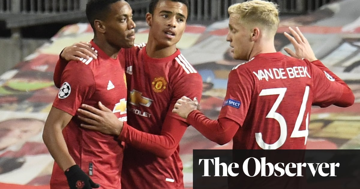 Top but capable of more: Manchester United upbeat for trip to Liverpool