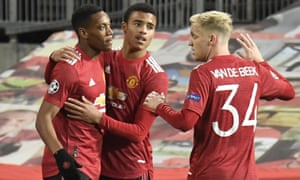 Anthony Martial, Mason Greenwood and Donny van de Beek have yet to fully make their mark this season but can play a big role in Manchester United's title push.
