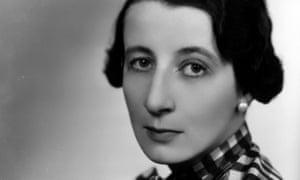 Elizabeth Mackintosh (1897-1952), who wrote mystery novels under the nom de plume of Josephine Tey, in 1934.