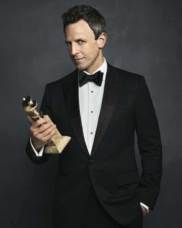 Seth Meyers, Golden Globes host