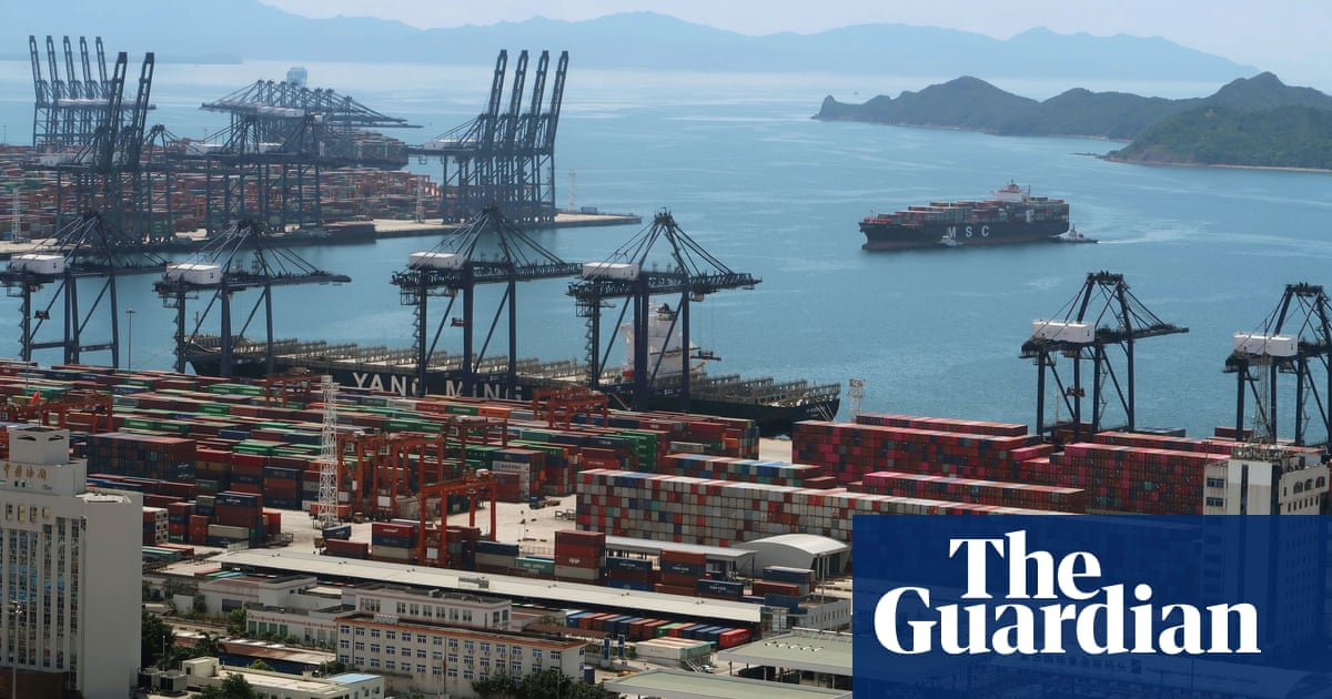 Covid outbreaks in Chinese ports could cause global goods shortages