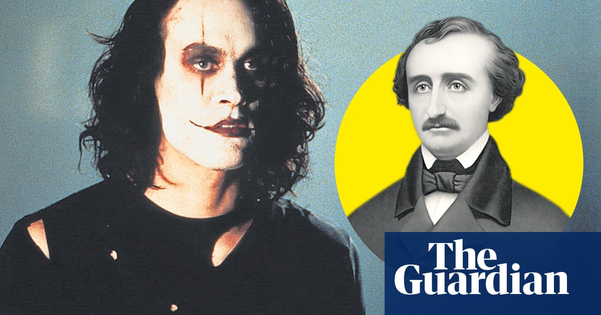 Jay Baruchels fantasy festival: deep-diving into The Crow with Ian Curtis and Oreos