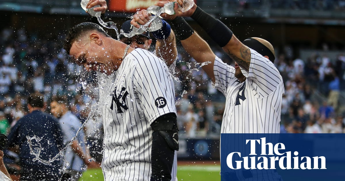Aaron Judge's clutch hit sets up Yankees-Red Sox wildcard game