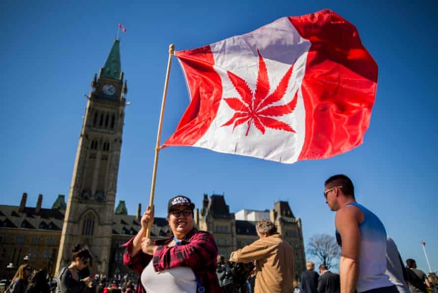 Canada's green revolution will get underway in 2018.
