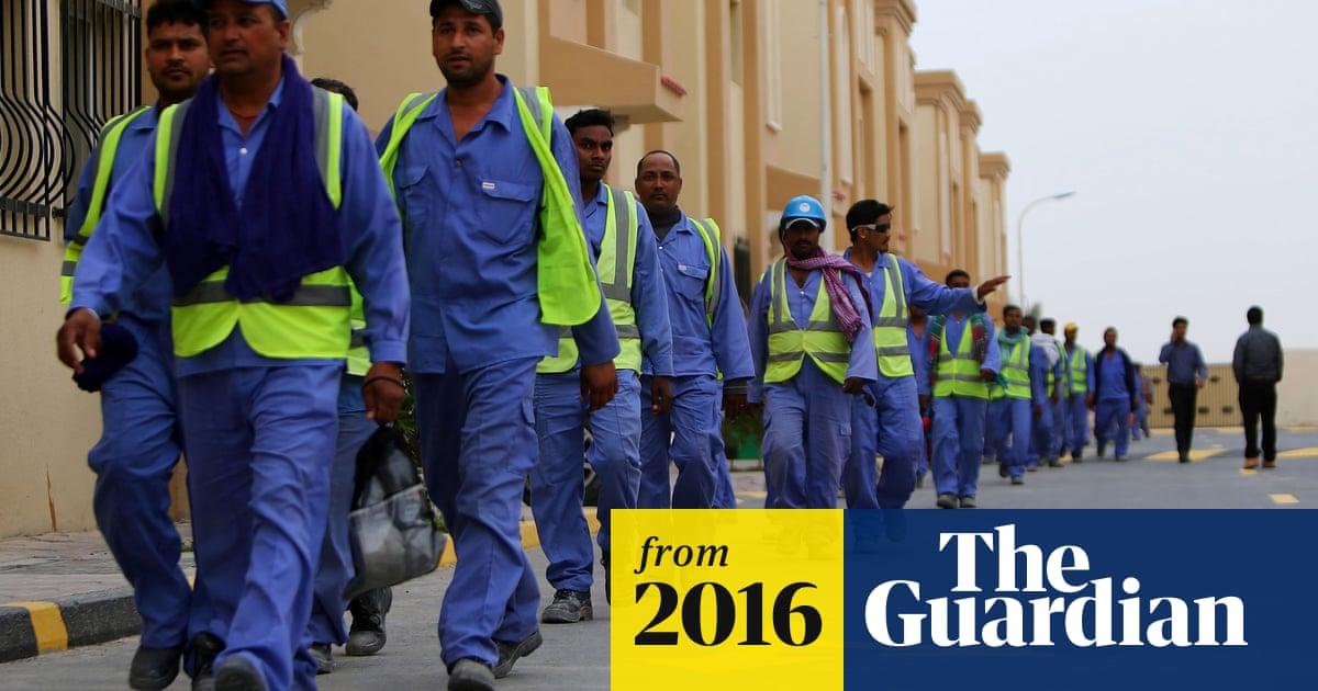 Migrant workers suffer 'appalling treatment' in Qatar World