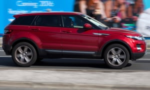 Jaguar Land Rover is launching a new plug-in hybrid Range Rover Evoque.