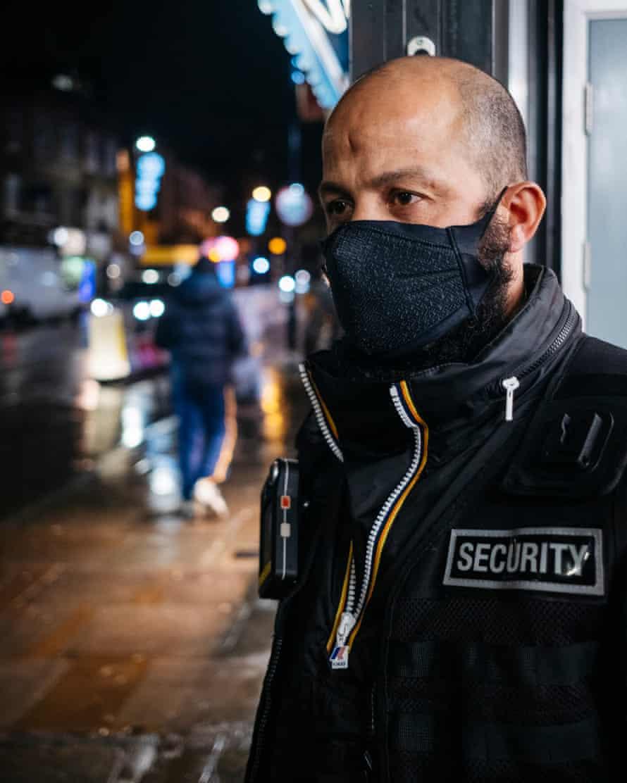 نگهبان امنیت سایزبری ، یکی از اعضای محترم جامعه در دو دهه گذشته