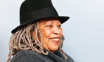 Toni Morrison photographed in New York, 2012.