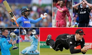 Some magical moments from the 2019 Cricket World Cup.