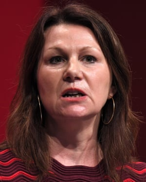 'Some constituents tell me they want to leave with no deal, some ask me to negotiate a good deal, some are desperate for me to promote Remain and a public vote': Workington's Labour MP, Sue Hayman.