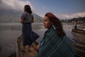 Guatemalan transgender women