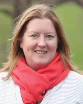 Lisa Rushforth.