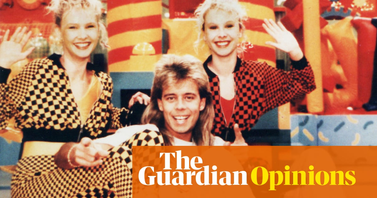 43cc9025a A return for Pat Sharp and Fun House? Don't fall for the nostalgia trap