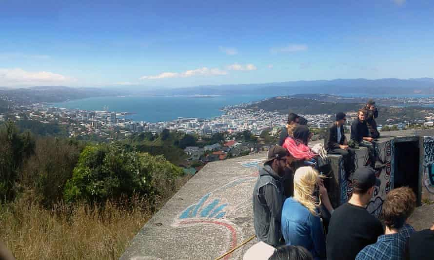 view in New Zealand
