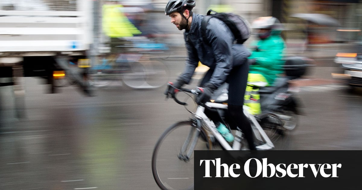 Wearing a bike helmet might make you more dangerous  accdbbae0