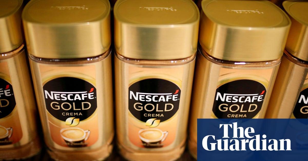 Homeworkers fuel surge in Nestlé coffee sales