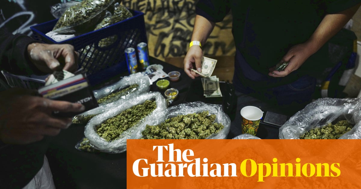 Enlightened drug reforms are sweeping the US. Why is Britain so far behind? | Drugs policy thumbnail
